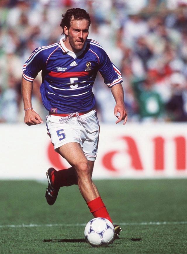 Blanc là huyền thoại của bóng đá Pháp
