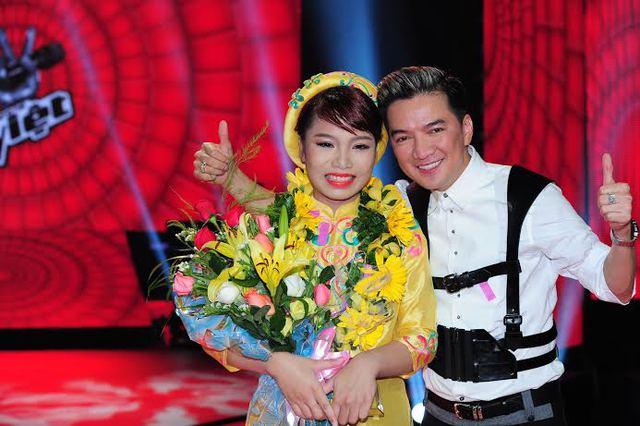 Thảo My đăng quang trong đêm chung kết The Voice Việt 2013
