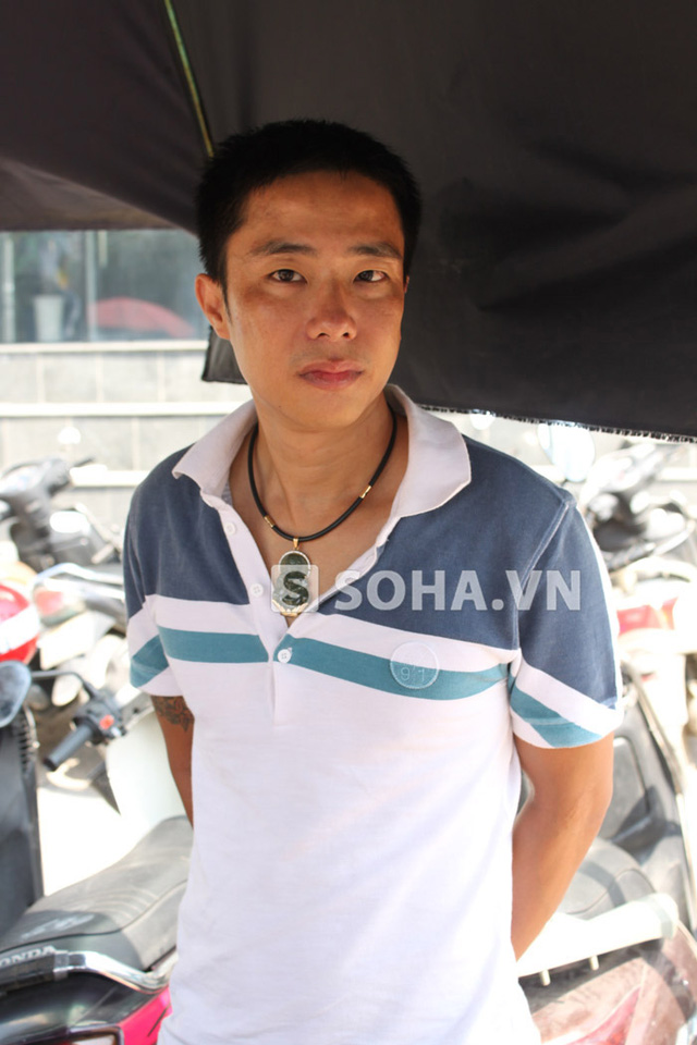 Đối tượng Nguyễn Văn Tú