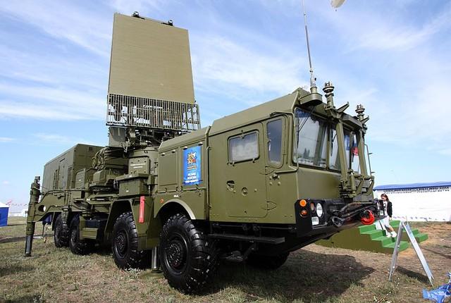 Đài radar nhìn vòng mọi độ cao 96L6E
