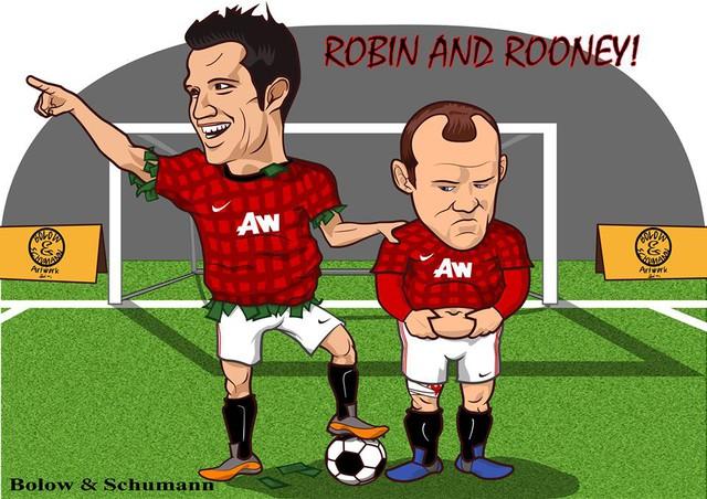 Khổ thân Rooney quá cơ