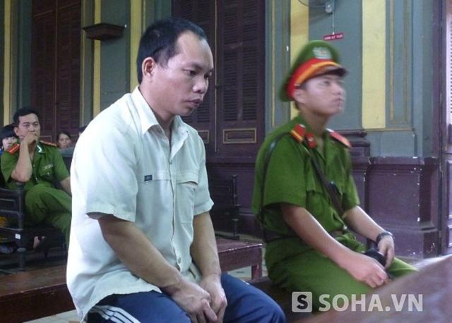 Đối tượng Phạm Văn Minh tại tòa