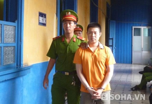 Xiết nợ không được Hoàng Huy Qúy đã điều khiển xe tải tông chết người