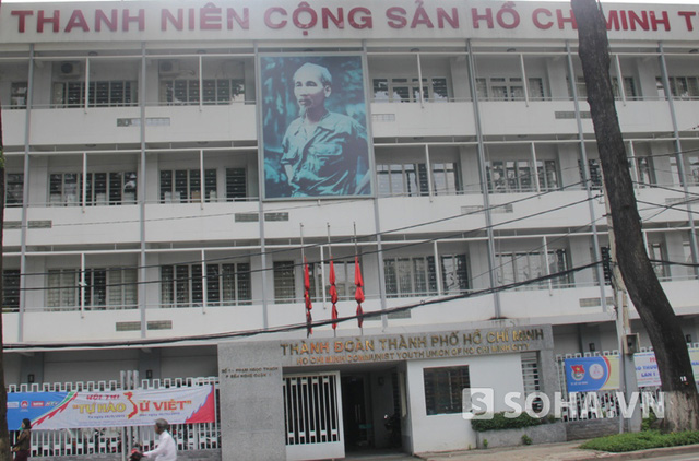 ...Đoàn thanh niên Cộng sản Hồ Chí Minh, TP.HCM...
