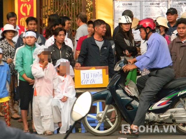 Ngoài những tấm lòng của hàng xóm, TP Biên Hòa và UBND tỉnh Đồng Nai đã có hỗ trợ bước đầu cho gia đình nạn nhân