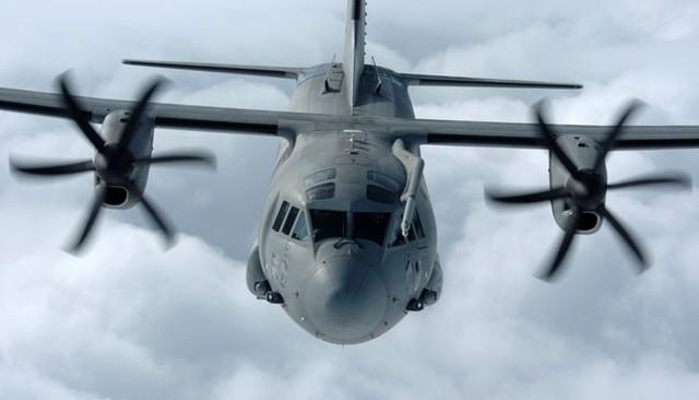 Máy bay vận tải C-27J