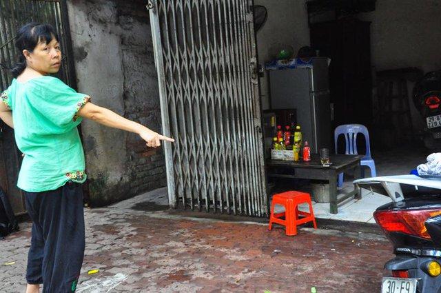 Người nhà ông Tuấn đã nhiều  lần hốt hoảng vì cách khủng bố của côn đồ