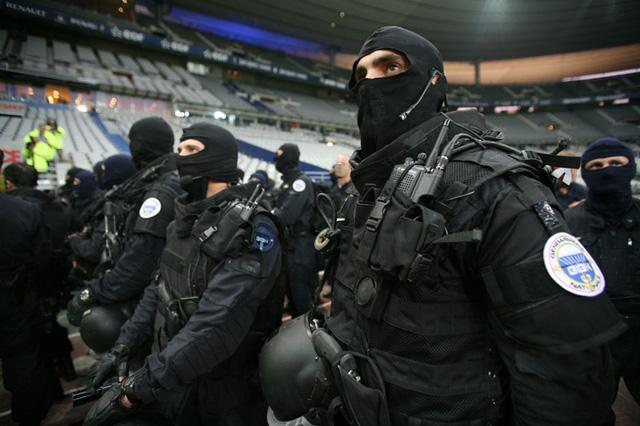GIGN thường xuyên được triển khai để đảm bảo an ninh cho các sự kiện lớn tại Pháp