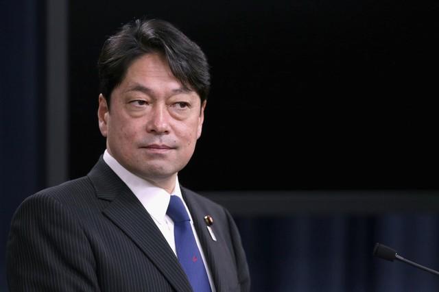 Bộ trưởng Quốc phòng Nhật Bản Itsunori Onodera.