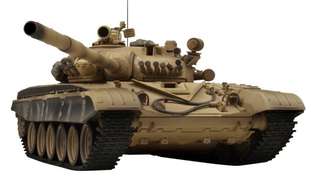 T-72M1.