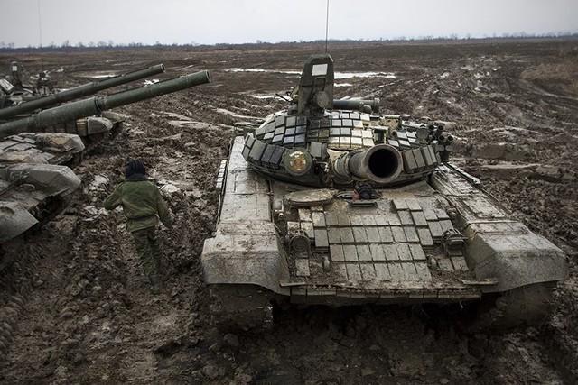 40 năm T-72: Tràn ngập và tiêu diệt