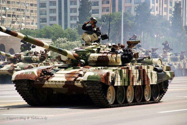 T-72 của quân đội Ấn Độ.