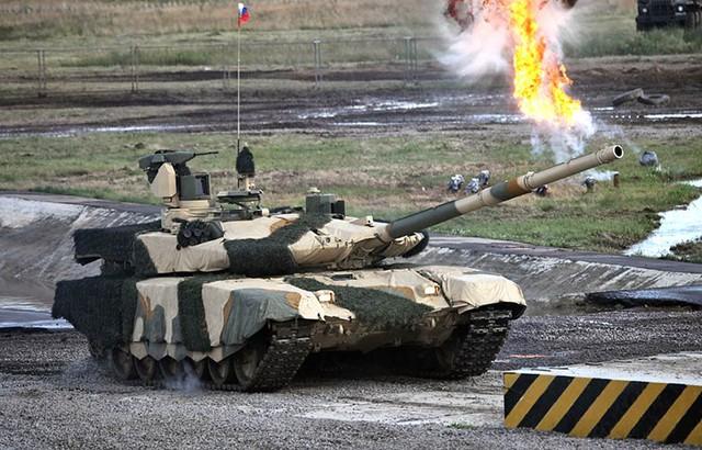 Xe tăng T-90MS