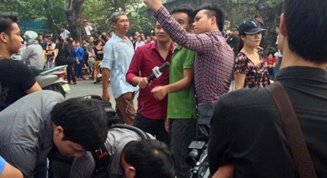 Chàng trai chụp ảnh ở Quốc tang: Tôi ân hận, trách mình lắm!