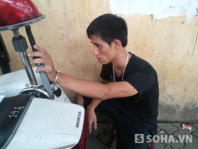 Hoàng Thùy Dương và Nguyễn Thanh Hải