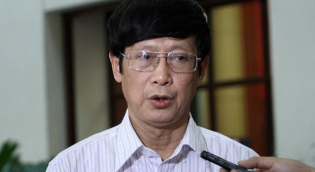 Ông Đỗ Mạnh Hùng - Phó Chủ nhiệm Ủy ban các vấn đề xã hội của Quốc hội