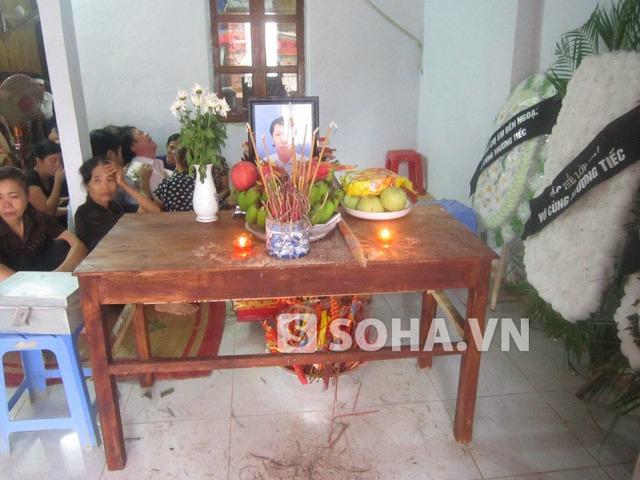 Đán tang nạn nhân tại quê nhà