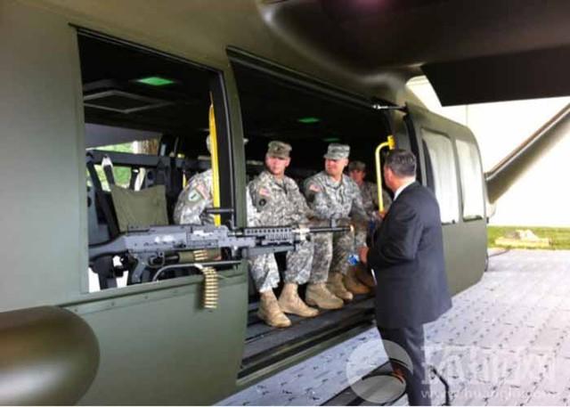 Theo đó, vào ngày 21/10 vừa qua tại Washington, quân đội Mỹ đã chính thức giới thiệu mô hình này với giới chức quân đội nước này đồng thời tự tin khẳng định loại máy bay này sẽ sớm phục vụ trong quân đội Mỹ trong tương lai gần.