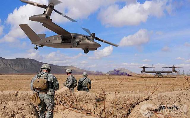 """Đại diện dự án của Bell Helicopter, ông Keith Flail nói: """"Dù mạnh hơn, hiệu quả hơn, nhưng Bell V-280 lại không phức tạp như các máy bay cánh xoay thế hệ trước (như V-22 Osprey) vì thế việc sử dụng loại máy bay này hết sức thuận lợi""""."""