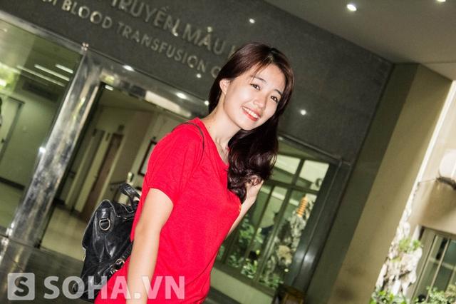 Mẫn Tiên là một trong những hot girl đang được giới trẻ rất yêu mến. Cô cũng thường xuyên tham gia các chương trình từ thiện.