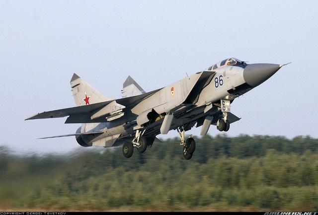 Máy bay MiG-31 BM sẽ lấp đầy khoảng trống lưới lửa phòng không Nga