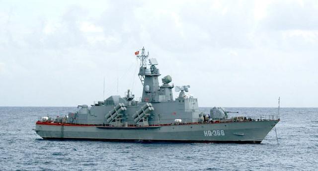 Tàu cao tốc tên lửa lớp Molniya được trang bị hỏa lực cực mạnh với 16 tên lửa hiện đại Kh-35