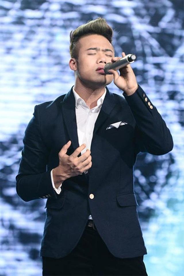 Ca sĩ Ngọc Minh