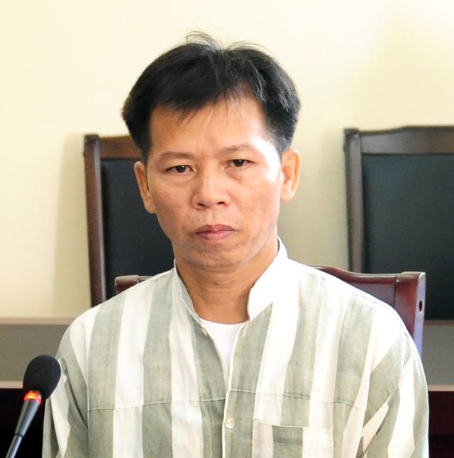 Ông Nguyễn Thanh Chấn (Ảnh: Hoàng Long)
