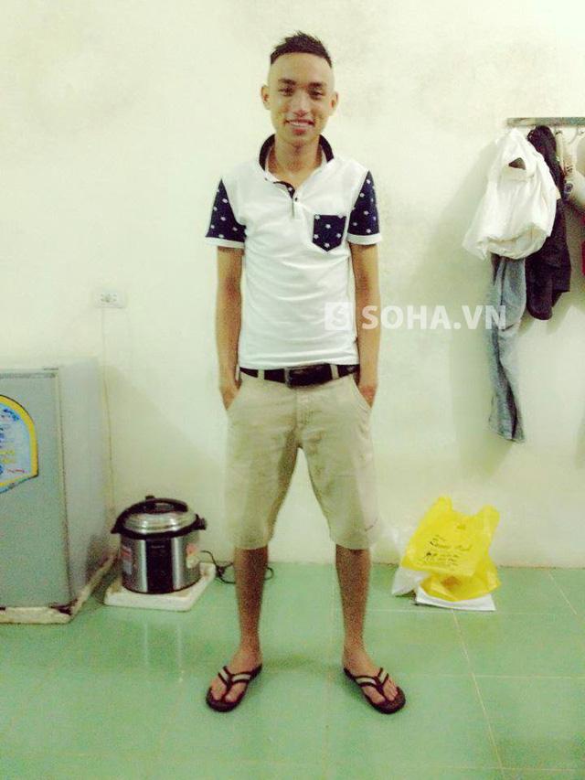 Nạn nhân Nguyễn Như Quế Anh (SN 1992, sinh viên năm 3, Trường Đại học Vinh, Nghệ An) tử vong do bị đạn bắn xuyên tim.