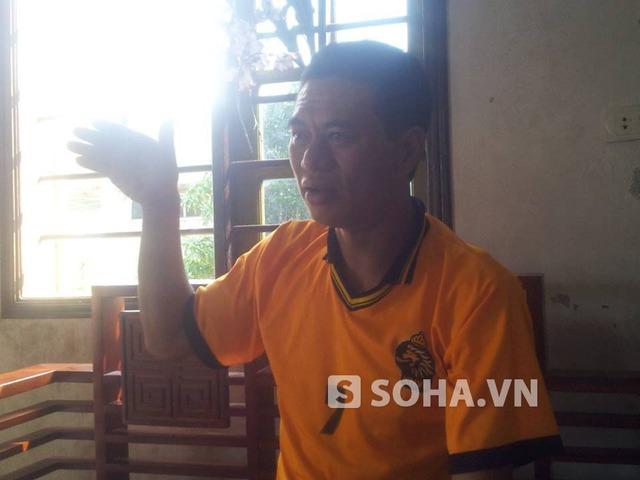 Anh Trần Hữu Toán chia sẻ về nơi an nghỉ của Đại tướng Võ Nguyên Giáp