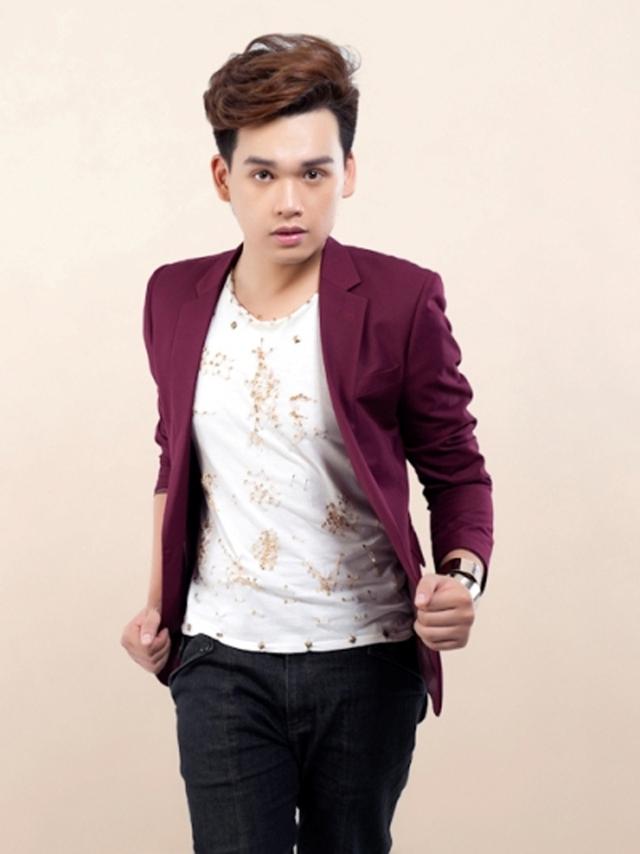 Ca sĩ Nguyễn Trần Trung Quân.