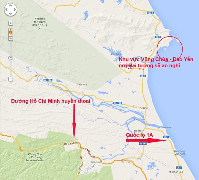 Quốc lộ 1A đổi tên thành Quốc lộ Võ Nguyên Giáp?