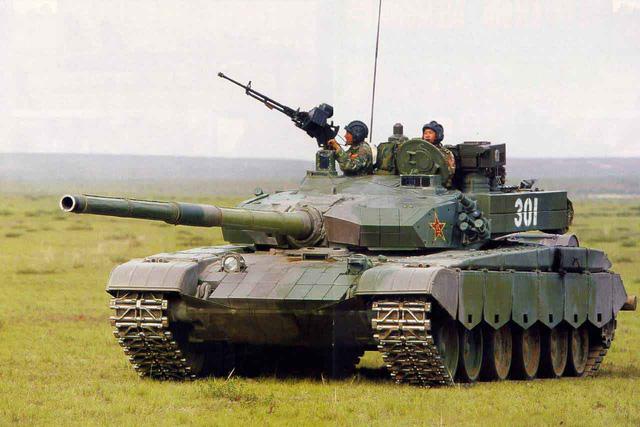 Xe tăng Type-99 Trung Quốc
