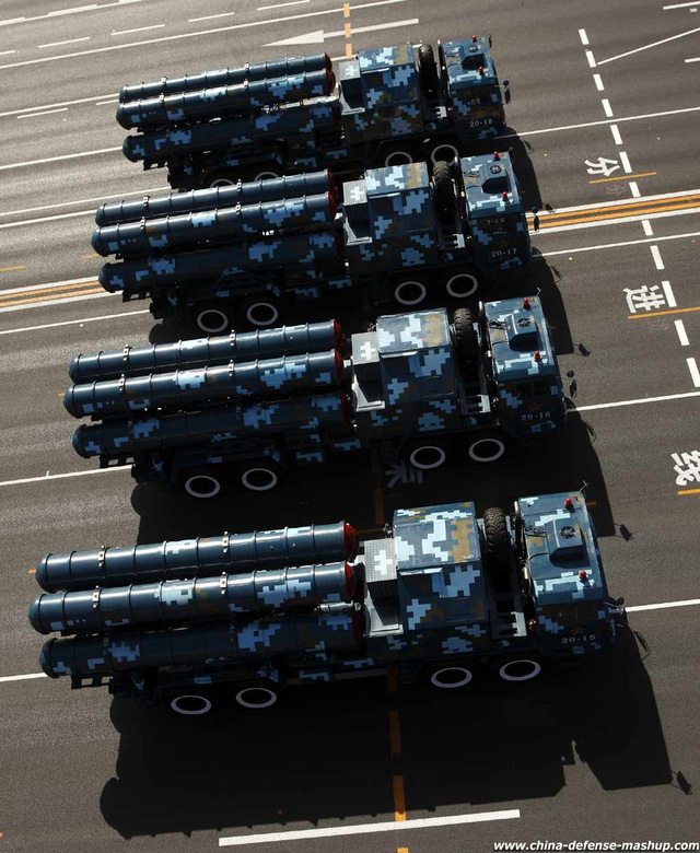 Thổ Nhĩ Kỳ 'kết' tên lửa phòng không tầm xa HQ-9 Trung Quốc
