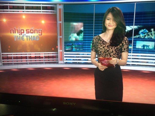 Những nữ VĐV xinh đẹp trở thành phóng viên thể thao