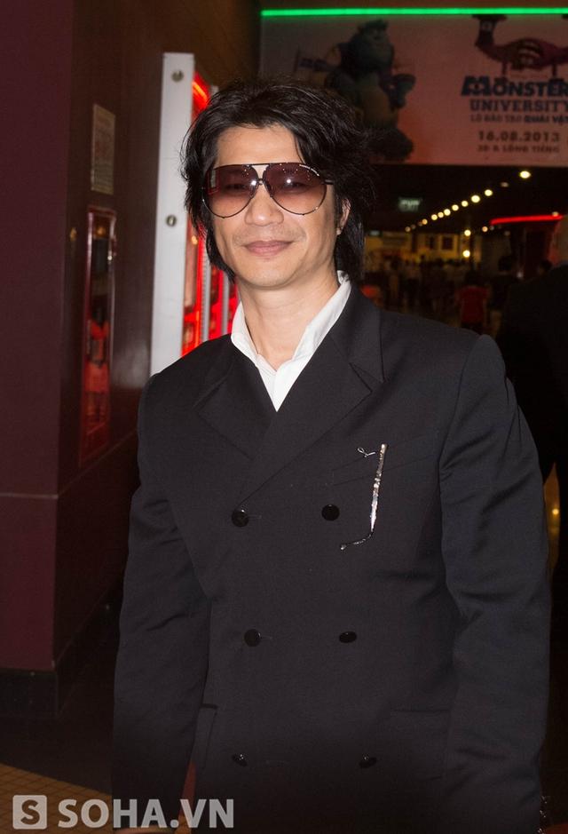 Đạo diễn Dustin Nguyễn.