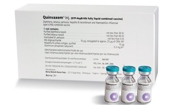 Dù được xác định là công cụ hữu hiệu nhất để phòng chống dịch bệnh chủ động nhưng đầu tư cho vắc xin của Việt Nam còn quá thấp khi mà nhiều trẻ vẫn đang phải sử dụng vắc xin thế hệ cũ có tỷ lệ phản ứng sau tiêm cao (như Quinvaxem)