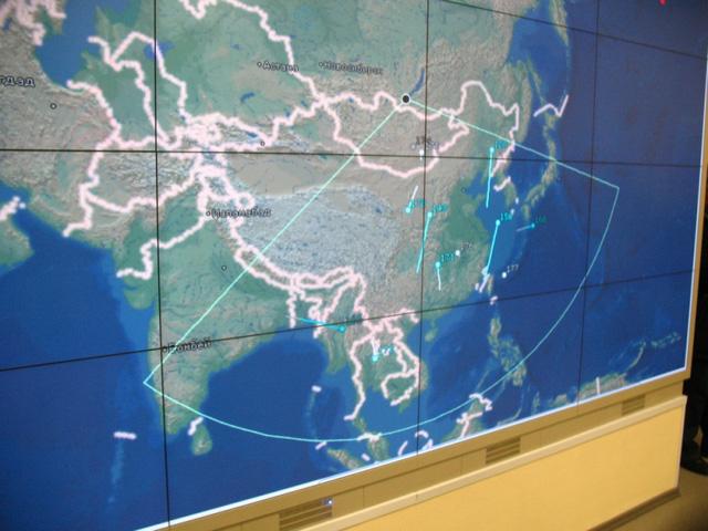 Trạm radar cảnh báo sớm tối tân nhất Voronezh-M ở vùng Irkutsk thuộc Siberia giúp Nga soi mọi động tĩnh từ Trung Quốc