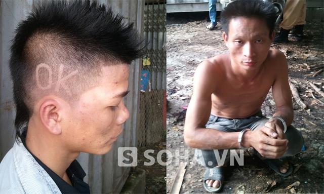 141 bắt 2 siêu trộm xe máy từ Thanh Hóa ra Hà Nội chơi.