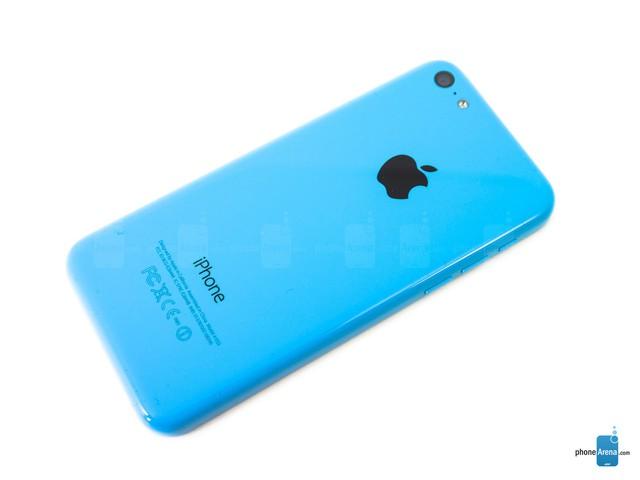 iPhone 5c phiên bản 8GB bán ra: Giá vẫn rất cao!