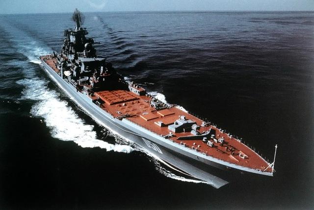 Tuần dương hạm hạt nhân lớp Kirov