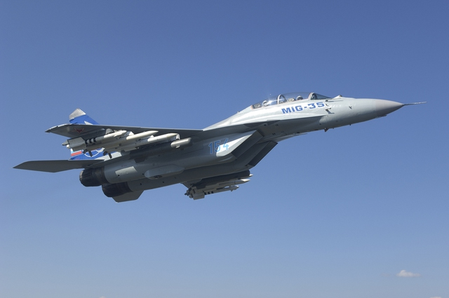 Mig-35 dự kiến sẽ gia nhập biên chế không quân Nga trong thời gian tới