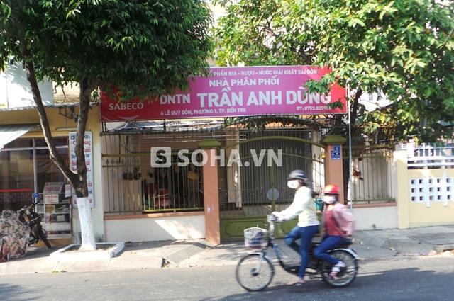 Ngoài ra ông còn có ngôi nhà tại số 6 đường Lê Quý Đôn  phường 1 (TP. Bến Tre, tỉnh Bến tre)