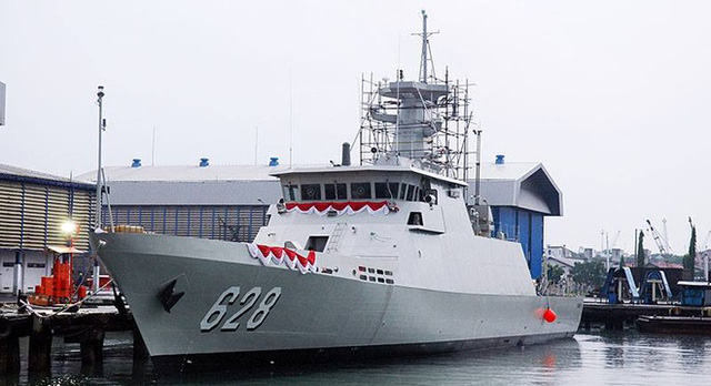 Dựa trên việc đóng các tàu KCR-40, mới đây hải quân Indonesia cũng trình làng mẫu tàu tên lửa cao tốc KCR-60 đầu tiên của nước này. Tàu KCR-60 có chiều dài 60m, tàu được trang bị 1 pháo 57mm, 2 tên lửa chống hạm C-705