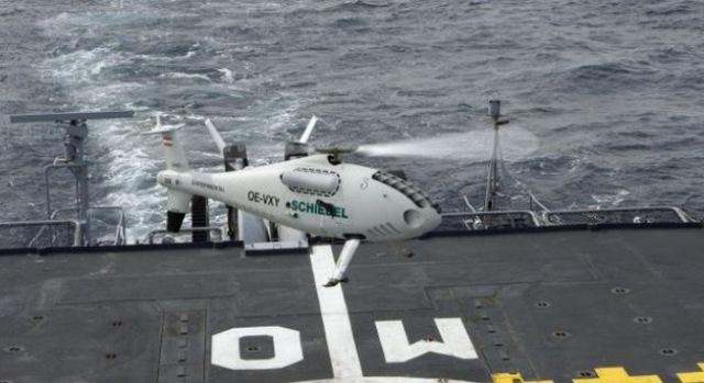 Nếu Hải quân nhân dân Việt Nam quyết định mua các máy bay trực thăng Camcopter S-100 thì khả năng cao những chiếc máy bay này sẽ được trang bị cho các tàu chiến SIGMA 9814 mua của Hà Lan. Nguyên nhân vì Camcopter S-100 chỉ hoạt động với các tàu chiến có sân đỗ trực thăng, việc hoạt động trên tàu chiến SIGMA sẽ đảm bảo tính đồng bộ hệ thống cao vì Camcopter S-100 sử dụng hệ truyền tin và trinh sát của phương Tây.