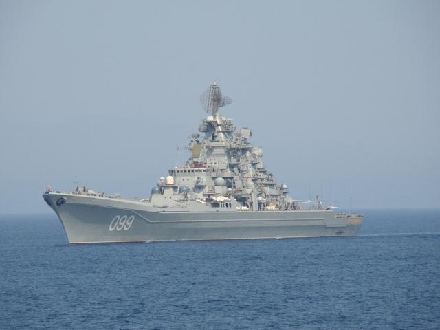 Tuần dương hạm Peter Đại Đế (099) lớp Kirov.