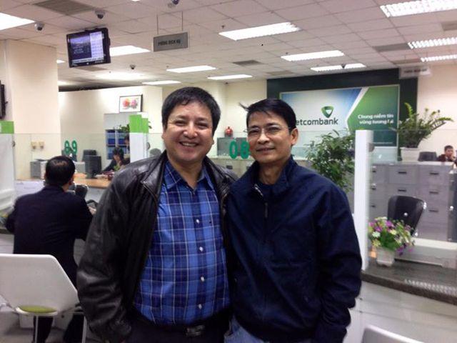 Anh Khiết - người ủng hộ Chánh Tín 100 triệu.