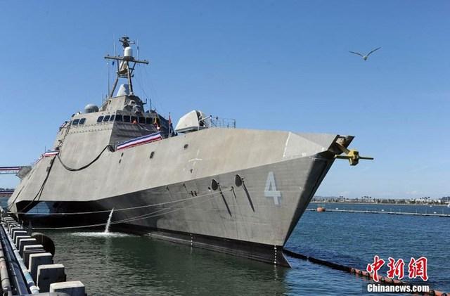 USS Coronado là chiếc thứ hai thuộc biến thể Independence.