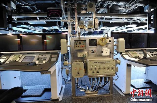 Con tàu được trang bị hệ thống điện tử hàng hải kỹ thuật số hiện đại