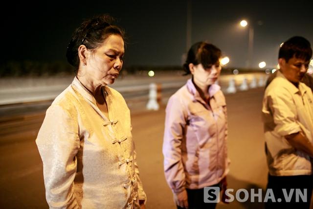 Mới đây, bà chia sẻ, chị Chu Thị Vân Trang (vợ của bác sĩ Cát Tường) đã tới nhà xin lỗi và mong muốn được bồi thường, tuy vậy gia đình không có nhu cầu gì ở thời điểm hiện tại.